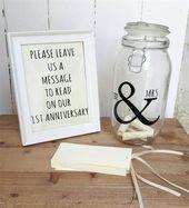 22 of Our Favorite Unique Wedding Guest Book Ideas…