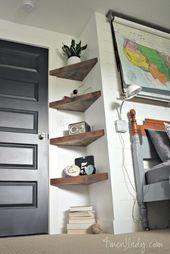 64 DIY Home Decor auf ein Budget Apartment Ideen