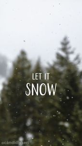 Let it snow, snow nature background wallpaper you can download for free on the blog! For any device; mobile, desktop, iphone, android! – Panissue Share