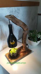Neue Lampe. Sukkulenten – Vivian Schladoer – #Lamp…