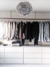 Kommoden Ankleide – #Ankleide #kleiderschrank #Kommoden – Wohnzimmer ♡ Wohnklamotte