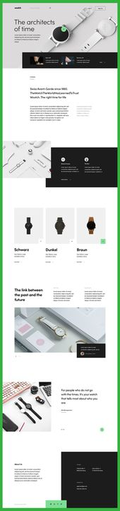 Landing Page Design Ecommerce Web Design >> Product Page Homepages | Landing Page Design Even…