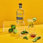 1-2 Scheiben frischen Jalapeño in den Boden eines … – Drinks
