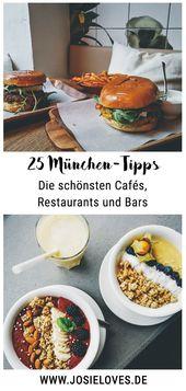 München-Tipps: Meine liebsten Restaurants, Cafés und Bars 2019