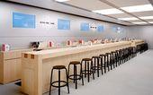 Apple Stores – interior design