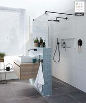13+ Atemberaubende kleine Badezimmer auf einem Budget Ideen umgestalten
