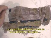 Aquarell Bergstunde – Malen von Steintexturen (Teil 1) – YouTube