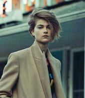 20 kurze Frisuren für feines glattes Haar   #feines #frisuren #glattes #kurze #Frisuren dünnes Haar feine