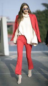 The 81 Best Looks Of The Stylish Model Gigi Hadid