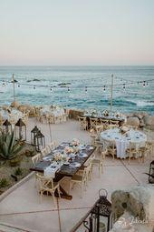 Morgan & Jason Esperanza Wedding | Cabo Wedding | Beach Destination Wedding | Am… – Modern