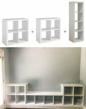 Photo of Breakfast room Makeover Cube Storage Hack – My Blog
