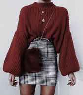 45 Beautiful autumn outfits for the shop 3/044 #Fall #Outfi