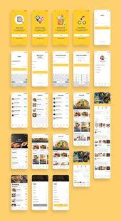 Foodiez Restaurant App UI Kit  u2014 UI Place Foodiez Restaurant App UI Kit es un …   – bitcoin