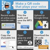Kathy Schrock's Guide to QR Codes in the Classroom