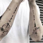 50+ tolle passende Cousin Tattoos Designideen – ไอเดียรอยสัก