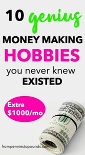 Money Making Hobbies – 10 Of The Best – R.J. Weiss at The Ways To Wealth | Personal Finance | Debt Payoff