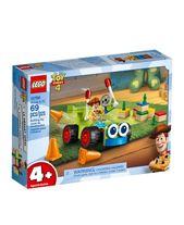 Lego Woody & Rc 10766 – Juguetes