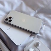 """iPhone Giga on Instagram: """" iPhone 11 Pro Silver share your thoughts about it Comment below…"""""""