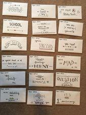 Inspiration für Karten, die geöffnet werden sollen