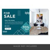 Banner Furniture For Sale Template
