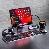 Setup – Apple iPad Pro   ONE PIXEL UNLIMITED – – #GamerRoom   DIY – Gaming computer – #Apple #Computer #diy #ein