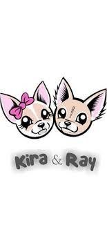 Kira E Ray Disegno