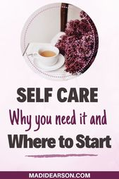 4 self-care principles that got me out of a slump – Work from Home Mom Life