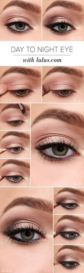 25 Super Make Up Tutorials   – mode