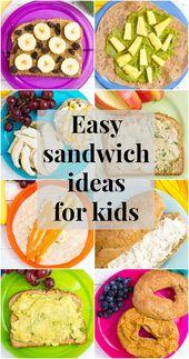 Gesunde Schulspeisungsideen: 20+ Brotaufstriche   – Family Food on the Table