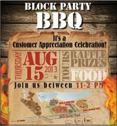 Western Bbq Party Flyer  Check Out More Barbecue Tips And Tricks