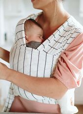 Baby Carrier The Best Baby Products for Moms On-The-Go - Inspired By This