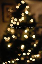 Photo of Weihnachtshintergrund #weihnachten Weihnachtsästhetik – Weihnachtsbaum Bokah.