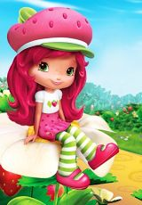 Emily Erdbeer Malbuch App Strawberry Shortcake Jumbo Coloring Book