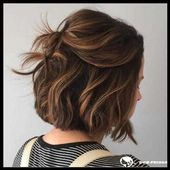 70 Caramel Highlights That Will Blow You Away 2019 – Bob Hairstyles 2019-2020   Long Bob Short Tiered With Bangs – New Site