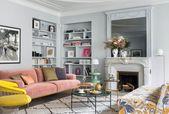Design combineren met klassieke gipsornamenten en pasteltinten uit de fifties? F… – Home