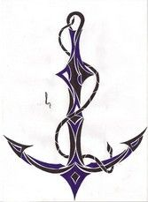 Tribal Anchor Thomas Henna Tattoo Designs Compass Tattoo Design Tattoos