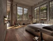 Industrial Artist Loft Close from Lake Como – #Art…