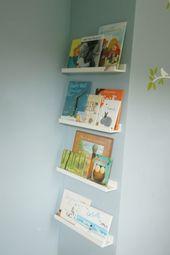 Bücherregal ikea  DiY: Bücherregal, ein IKEA Hack (Gewürzregal) | basketfull ideas ...