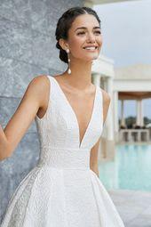 Sabela | 2020 Rosa Clará Couture - Kleider - # Clará #Couture #Kleider #Rosa #S ...