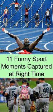 Doğru Zamanda Yakalanan 11 Komik Spor Anı