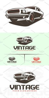 Vintage Luxury With Images Retro Graphic Design Vintage