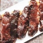 Instant Pot Bbq Boneless Are The Truth A True Dump And Go Recipe That Yields Tender Magical Goodness Boneless Beef Ribs Bbq Beef Ribs Boneless Ribs