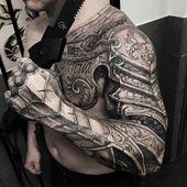 Tattoo by @tattoosbylewis  – Tattoo-Ideen