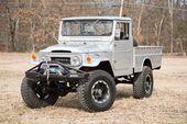 Ein 1965 Toyota FJ45 Pickup Restomod ist eine solide Investition   – Cars, SUV