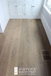 Kundenspezifischer Breiter Planken Holzfussboden Einbau Weisseiche Mit Kundenspezifische Wood Floors Wide Plank White Oak Wide Plank Wide Plank White Oak Floors