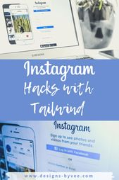 Instagram hacks with Tailwind! How to use Tailwind for better Instagram marketing results.   What is Tailwind? In layman's terms Tailwind is the bes…