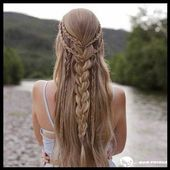130 chic and stylish waterfall braids you might want to try # …