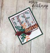 Stampin 'Up! Frohen Weihnachten allen! | Briefmarken – n – Lingers   – Peaceful Noel