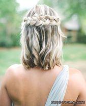 Einfache Frisuren zu Gunsten von Hochzeitsgäste  Festliche Styling-Ideen und Tipps zu Gunsten von Frauen und Männer