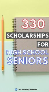 Scholarships For Excessive Faculty Seniors